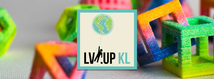 LVL.UP KL - 3D Printing
