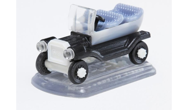 Ford Model T Car Model